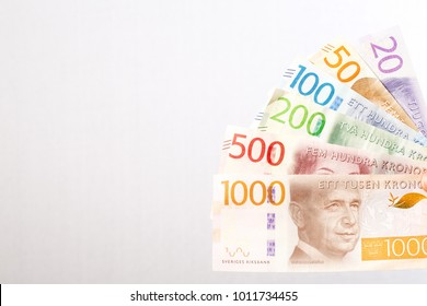 Swedish Money ( new) in studio light