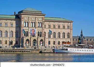 Swedish National Museum in Stockholm