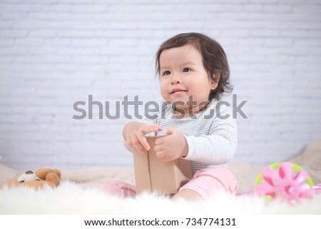 BERNADETTE: Sweet beautiful girls play