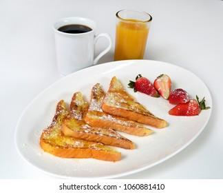 sweet bread breakfast