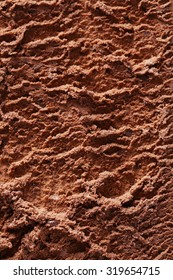 Sweet chocolate ice cream background, close up