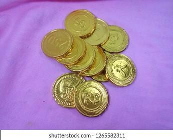 sweet cocolate money