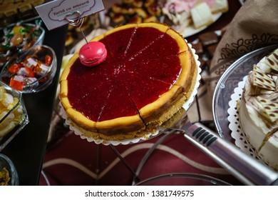 Sweet Corner - Candy Bar Details
