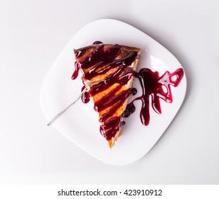 Sweet Dessert Cheesecake