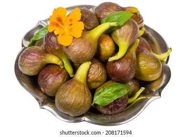 Sweet figs now harvested in my garden