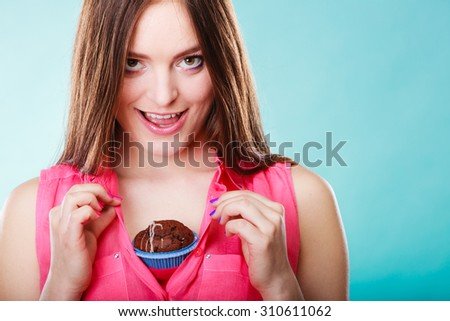 Photo of woman eating pussy