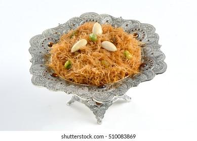 Sweet fried vermicelli