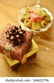 sweet and gift packs