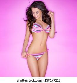 In the most bikini world woman beautiful 50 The
