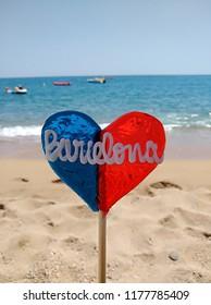 Sweet holidays in Barselona