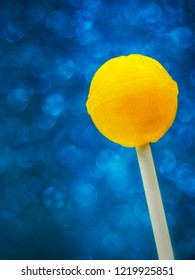 Sweet lollipop sweet candy