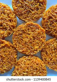 Sweet Potato with Brown Sugar Cookies - Keremes Cookies