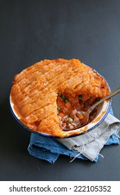 Sweet potatoes cottage pie