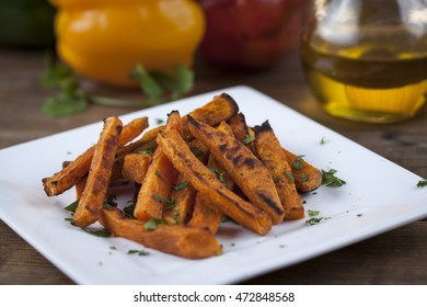 sweet potatoes french fries