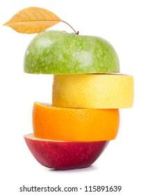 Sweet ripe fruit.