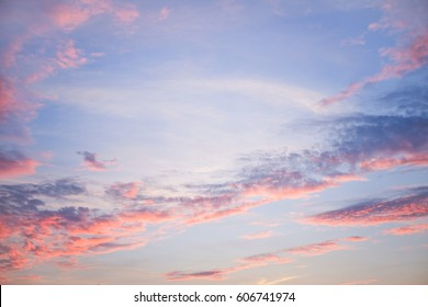 Sweet Sky, Sunset Sky