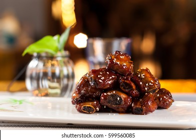 Sweet and Sour Ribs