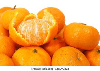 sweet tangerine orange