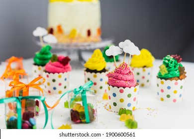 sweets, cake and parties moments - Shutterstock ID 1900600561
