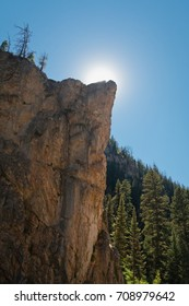 Swift Creek Canyon, Wyoming.