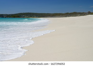 Swimcart Beach, Bay of Fires, Tasmania, Australia