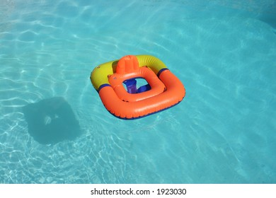 swimming float
