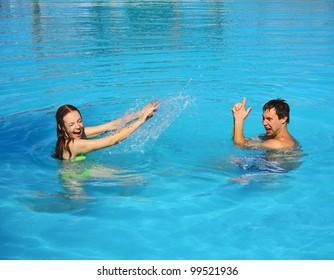 Swimming Lovers Pool