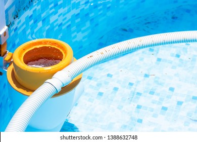 Automatic Pool Cleaner Images, Stock Photos & Vectors | Shutterstock