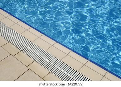 Swimming pool - detail