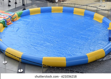 swimming pool ernpty  Inflatable big large