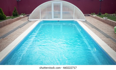Swimming Pool Shelter Images, Stock Photos & Vectors ...