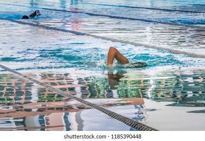 Swimming pool in Sport Club.