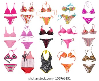 swimsuit collection