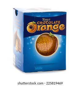 Royalty Free Terrys Chocolate Orange Stock Images Photos