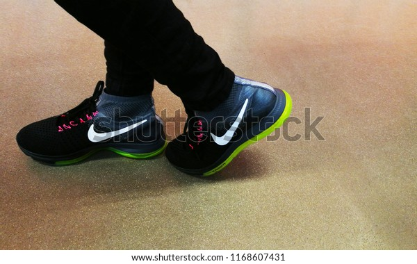 Swindon Wiltshire Uk Aug 2018 Nike