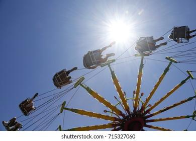 Swing Sunburst