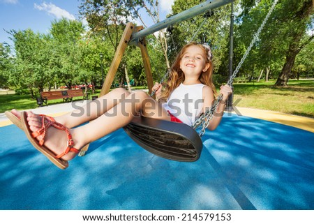 Is swinging fun