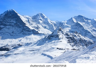 The Swiss Alps are the best place for spending vacation and getting perfect experience, Grindelwald.