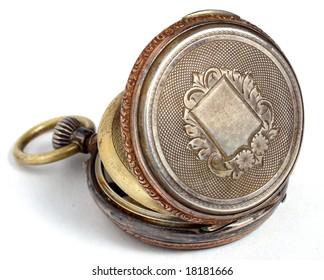 Swiss antique pocket watch