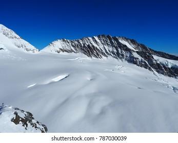 Swiss Mountains View, Switzerland