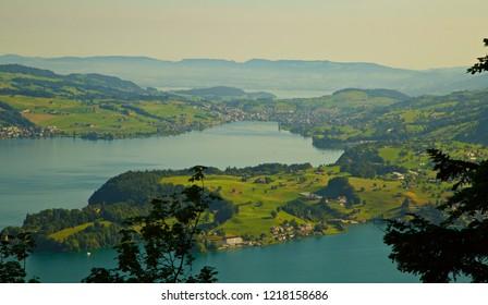 Bürgenstock in Switzerland