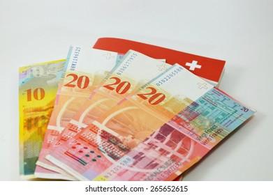 Switzerland  banknote