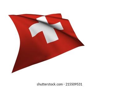 Switzerland flag - collection no_5