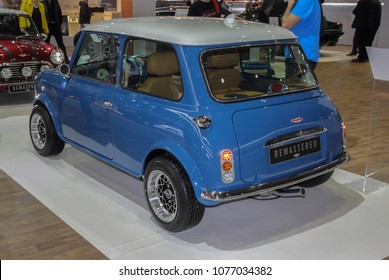 Mini Morris Remastered Images Stock Photos Vectors Shutterstock