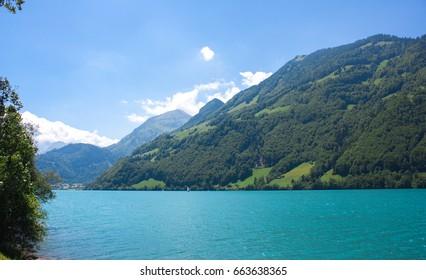 Switzerland lake