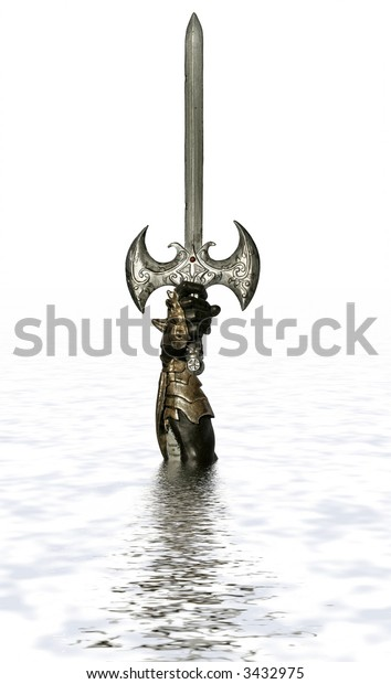 The sword in the lake I