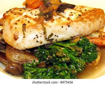 Swordfish and Broccoli
