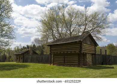 Sycamore Shoals State Park in Elizabethton, Tennessee