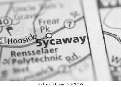Sycaway. New York (State). USA.
