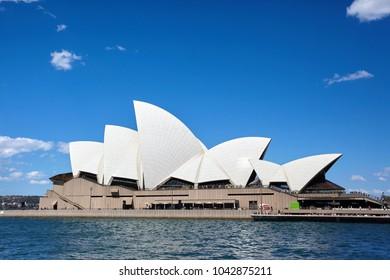 Sydney / Australia - 11.18. 2014: Opera House